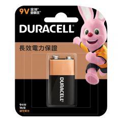 金霸王9伏特鹼性電池 1粒 (原裝正貨) HB1X0016201