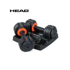 HEAD004 Head - 12.5lb Rapid Adjustable dumbbell (1 pair)