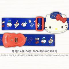 Hello Kitty 行李帶 MAKKT-3006