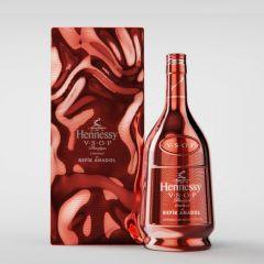 Hennessy - V.S.O.P Privilège Refik Anadol 2021 限量版 70cl HENNESSY_VSOP_21