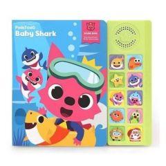 Pinkfong - 碰碰狐 - Baby Shark唱歌發聲圖書
