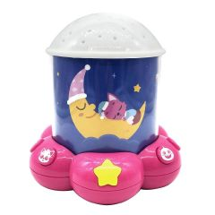 Pinkfong - 嬰兒睡眠搖籃曲小夜燈 旋律音樂燈