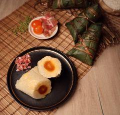 (電子換領券) 恆香 - 金腿蛋黃鹹肉糉 HHRD001