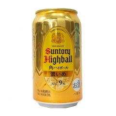 新得利 - 濃角Highball 威士忌蘇打 9% 350毫升 (1支 / 6支 / 24支) (平行進口貨品) HIGHBALL_ALL