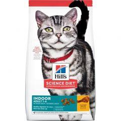 希爾思寵物食品 - 室內成貓乾貓糧 (3.5lb / 7lb) Hills-CatAduIDF