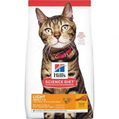 希爾思寵物食品 - 成貓 減肥 乾貓糧 (2kg / 6kg) Hills-CatAduLDF