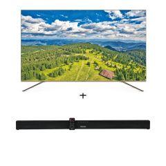 海信 - 55吋 4K ULED 智能電視(GOOGLE TV) HK55U7A1000 (贈送 SOUNDBAR HS201)