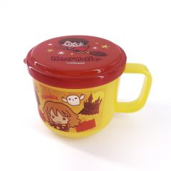 Harry Potter - 225ML BPA Free Plastic Cup with Lid HP-6357-1