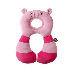 Benbat - 旅遊朋友頸枕 (1-4歲) - 豬