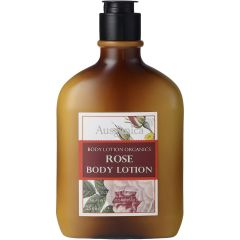 Ausganica - ROSE BODY LOTION HRR04