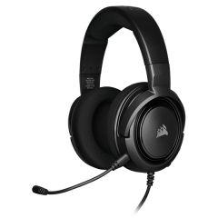 Corsair HS35 Stereo Carbon 電競遊戲耳機 (黑色 Carbon) -CO-HS-HS35 STEREO CARBON
