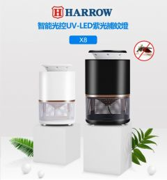 Harrow - Electric Indoor UV-LED Mosquito Trap HT-X8 HT-X8