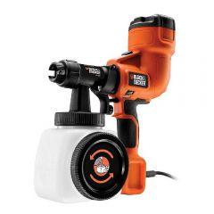 Black & Decker - 400W Hand Held Paint Sprayer HVLP200