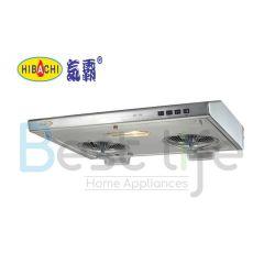Hibachi 氣霸 - 不銹鋼易拆式抽油煙機 [HY-338S] HY-338S