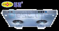 Hibachi 氣霸 - 超薄式抽油煙機 (灰色 / 白色) [HY-338Q]