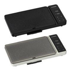 Hyundai - 纖薄型雙頭料理板(可直接放鍋具) HY-HP200 (黑色 / 白色) HY-HP200_all