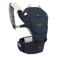 I-Angel - Hello 4 Seasons Hip Seat Carrier - Navy