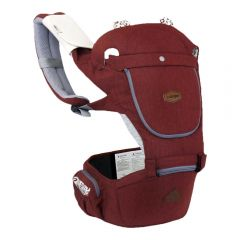 I-Angel - Hello 4 Seasons Hip Seat Carrier - Red