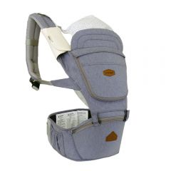I-Angel - Light 4 Seasons Hip Seat Carrier - Navy