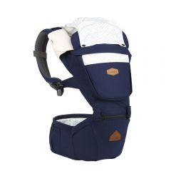I-Angel - Nature 4 Seasons Hip Seat Carrier (Blue)
