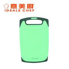 意美廚 - 小麥秸杆廚房砧板 (中號/綠色) (IC03CB3320) IC03CB3320