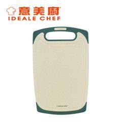 意美廚 - 小麥秸杆廚房砧板 (大號/米色) (IC03CB3924) IC03CB3924