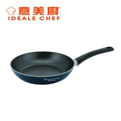 意美廚 - 意大利製 24CM易潔煎鍋 藍色 (IC21524F)