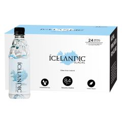 Icelandic Glacial - 500ml PET Still IG500PStill_24