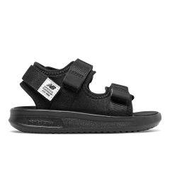 New Balance 750 幼童裝涼鞋黑色