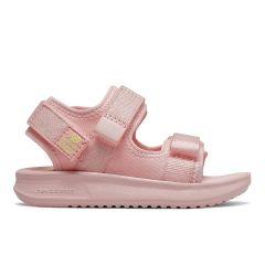 New Balance 750 幼童涼鞋粉紅色
