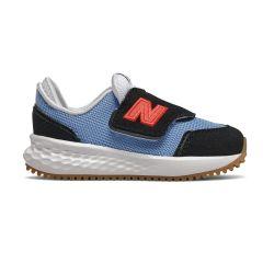 New Balance Lifestyle Infant Boys X70 童裝鞋黑色/淺藍色 IHX70RG