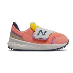 New Balance Lifestyle Infant Girls X70 童裝鞋粉橙色 IHX70TA