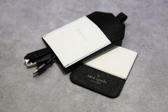 紐約 凱特• 絲蓓行李吊牌MFI LIGHTNING充電/數據傳輸線及背貼卡(禮盒套裝)
