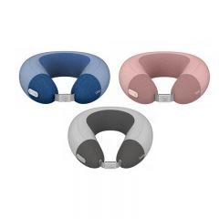 breo iNeck Air 2 空氣按摩頸枕 (粉紅色/灰色/藍色)