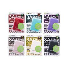 INFINITY - Mini6 Power Bank IN-MINI6 (8 colors) INFINITYMini6
