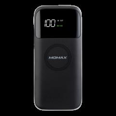 MOMAX Q.POWER AIR2 WIRELESS EXTERNAL BATTERY PACK 10000MAH W LED DISPLAY(IP90W)
