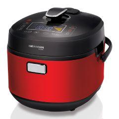 German Pool - IH Pressure Rice Cooker (Red) IRC-501RD IRC-501RD