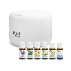 ITSU - Purity Aromatherapy Diffuser Set IS-0109