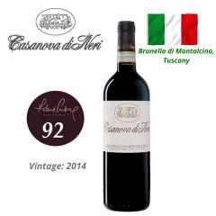 Casanova Di Neri - Brunello di Montalcino DOCG 2014 (RP 92) ITCN07-14
