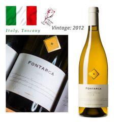 Tenimenti Luigi D'Alessandro - Fontarca Bianco IGT 2012 ITDA06-12