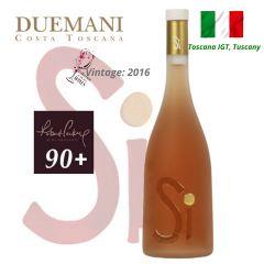 Duemani - Sì Rosato IGT 2016 (RP 90+) ITDU05-16