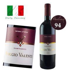 Fattoria Le Pupille - Poggio Valente Toscana Rosso IGT 2015 (RP 94) ITPU04-15