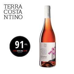 "Terra Costantino - ""deAetna"" Etna Rosato DOC 2017 (JS 93) ITTC03-17"