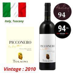 Tolaini - Picconero Rosso di Toscana IGT 2010 (RP 94) ITTL03-10