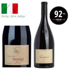 "Cantina Terlano - Pinot Nero Riserva ""Monticol"" DOC 2016 (JS 92) ITTN08-16"