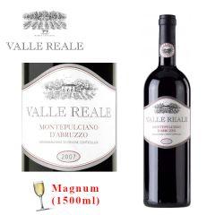 Valle Reale - Montepulciano d'Abruzzo 2007 (1500ml) ITVR04-07M