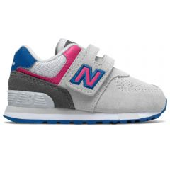 New Balance Lifestyles 574 Infant Girls Light Grey