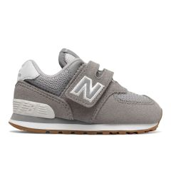 New Balance - Kids Lifestyle Infant Boys 574 Core Grey IV574SPUW