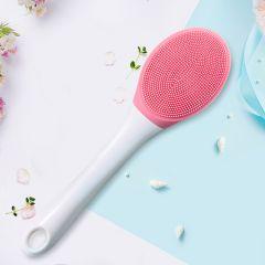 韓國 JK - 電動洗澡刷搓澡沐浴搓背長柄刷矽膠洗澡刷搓澡背