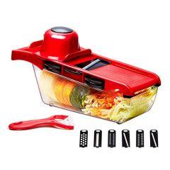 韓國JK - 廚房工具多功能切菜器 刨絲器 手動切絲器 蘿蔔土豆絲切片 擦絲器 J0140 J0140